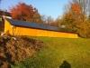 8 kWp přístřešek 2009